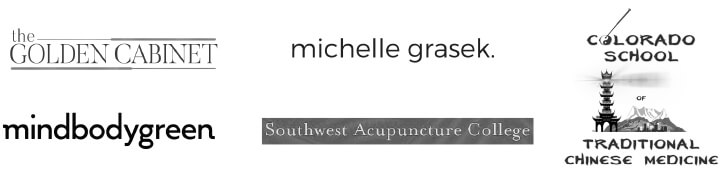 As seen on MindBodyGreen, Michelle Grasek, Golden Cabinet