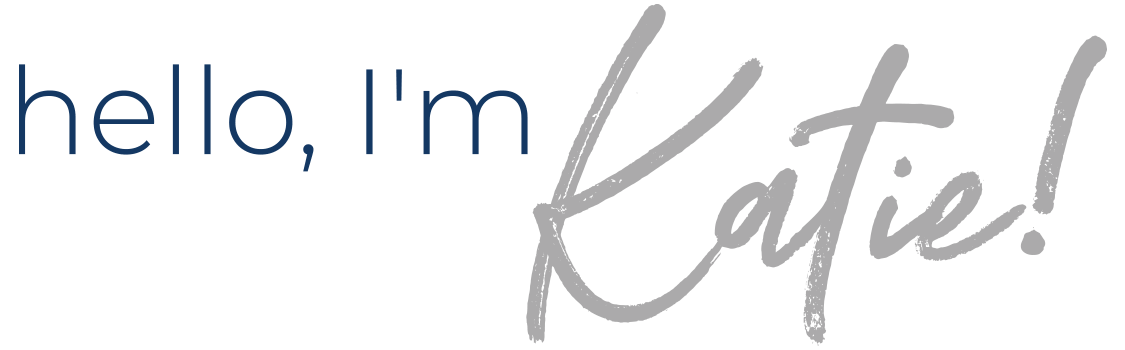 Hello, I'm Katie