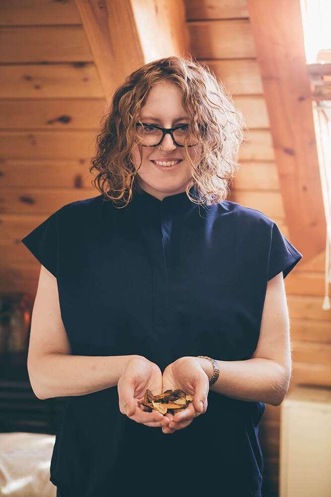 Amy Malone, of Balanced Stone Wellness