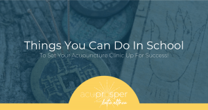 how to start an acupuncture clinic