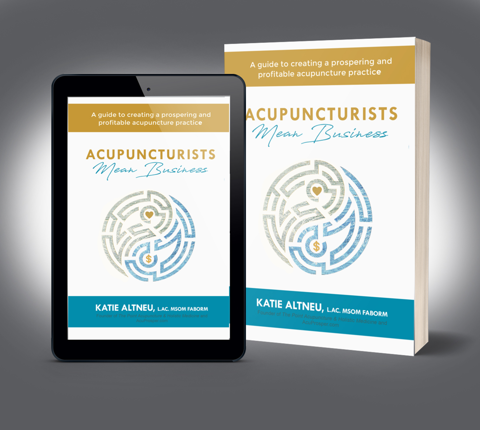 acupuncturists mean business