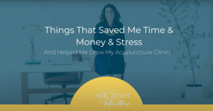 acupuncture marketing resources